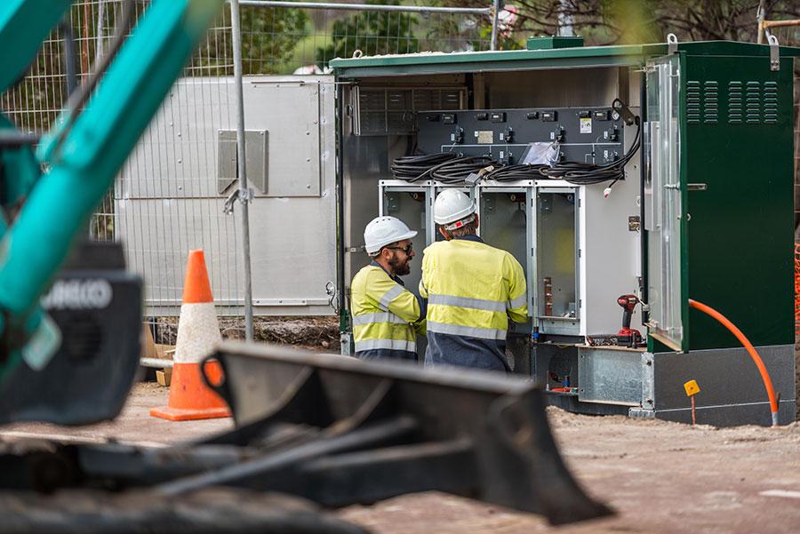 Underground Power Services Western Australia