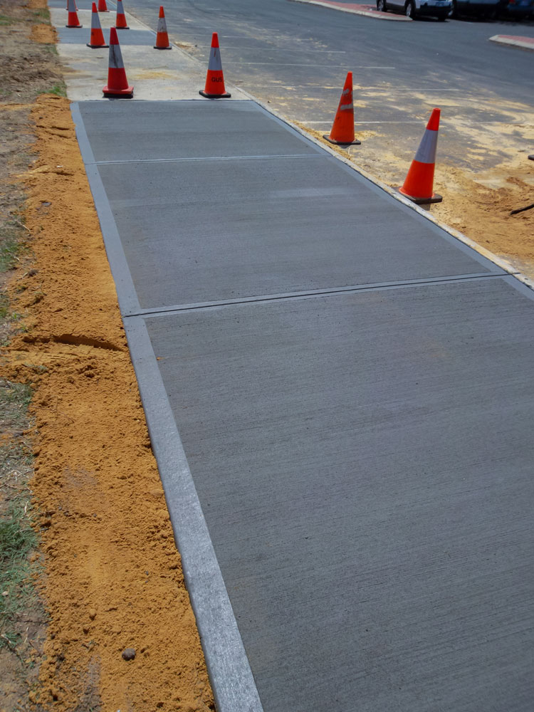Work site reinstatement services by Geographe Underground Services (GUS)